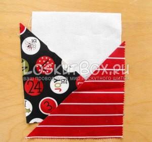лоскутное одеяло со звездами (7)