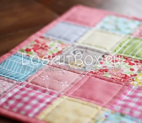 Лоскутное шитье красиво и легко: как окантовать одеяло