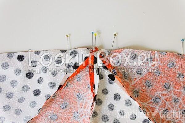 ЛОскутное одеяло Калейдоскоп (16)