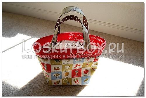 Так выглядит закрытая сумка