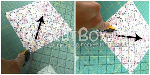 Выделение треугольников