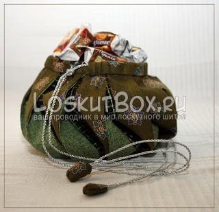 японский пэчворк сумки омияге