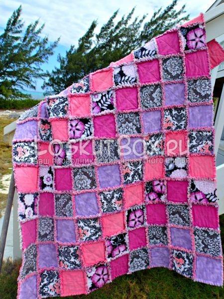 Готовое одеяло