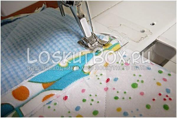 сборка одеяла2