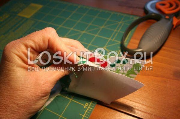 рука ткань рабочий стол