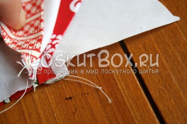 пальцы ткань стол