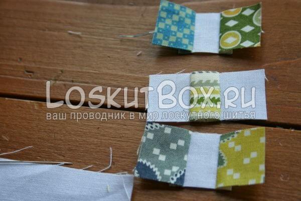 детали из ткани
