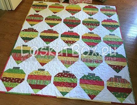 Одеяло общий вид