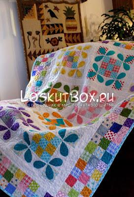 одеяльце Пчелка