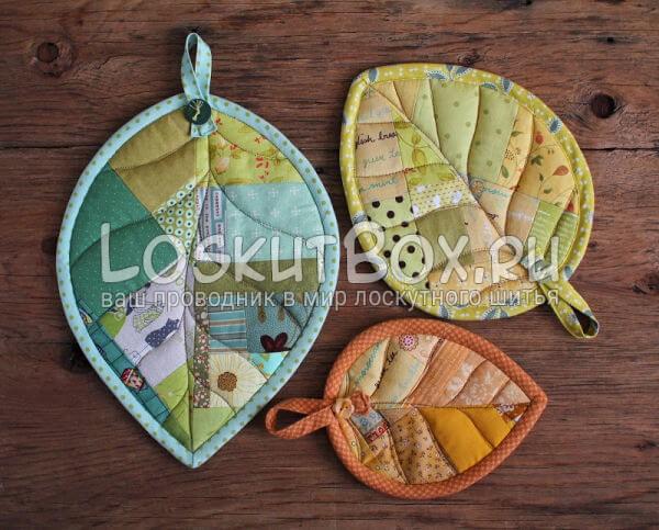 Laurraine Yuyama. patchworkpottery.blogspot.ru