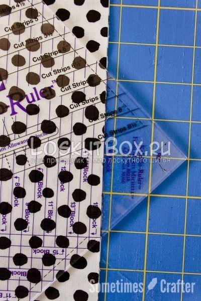 ЛОскутное одеяло Калейдоскоп (5)