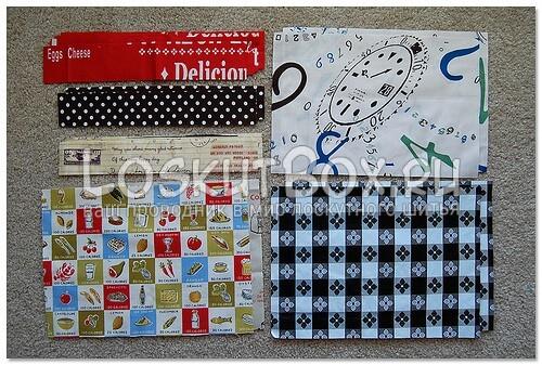 Образцы ткани для сумки