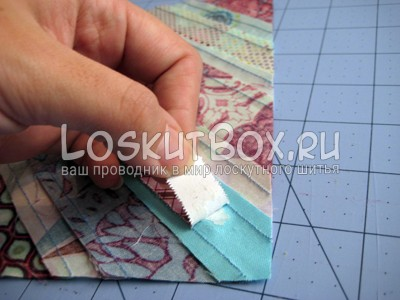 готовый блок удаление бумаги