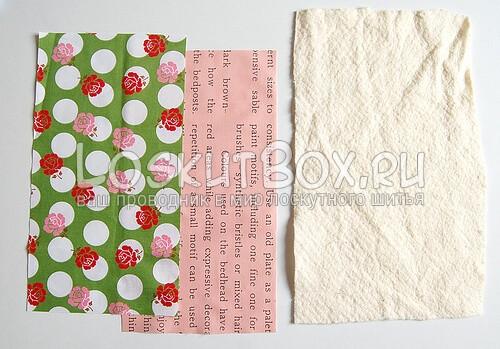Лоскуты ткани