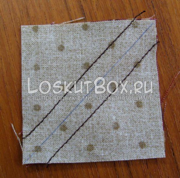 схемы лоскутного шитья для начинающих