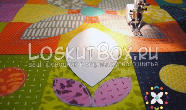 Шаблон для вышивки