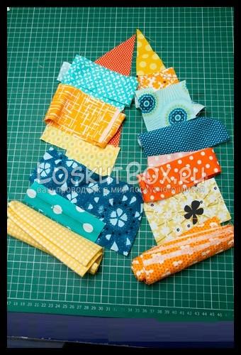 Резка ткани