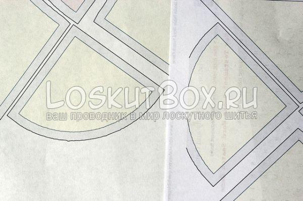Макет орнамента