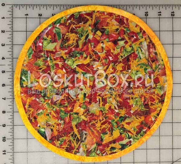 """готовая подставка """"пицца"""""""