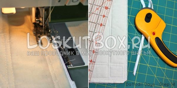 Швейная машинка и рабочий стол