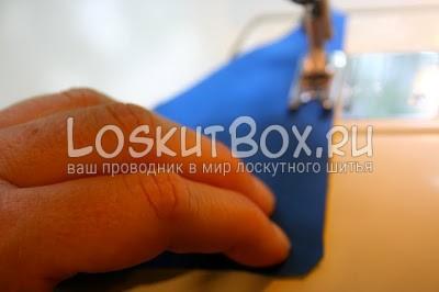 пальцы машинная игла ткань
