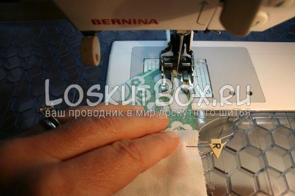 пальцы швейная лапка игла ткань