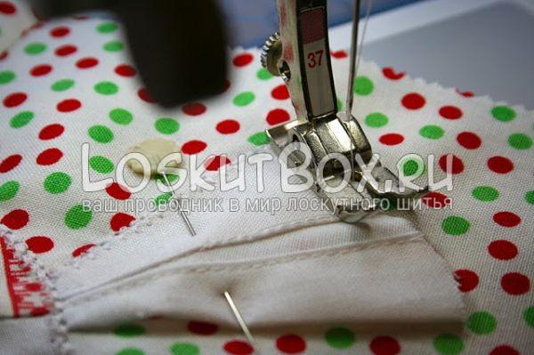 машинная лапка ткань игла булавка