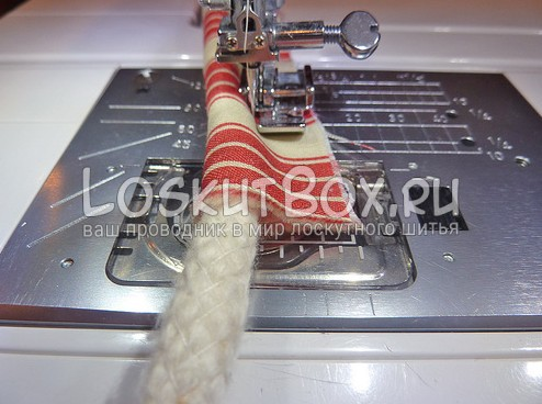 Кант со шнуром